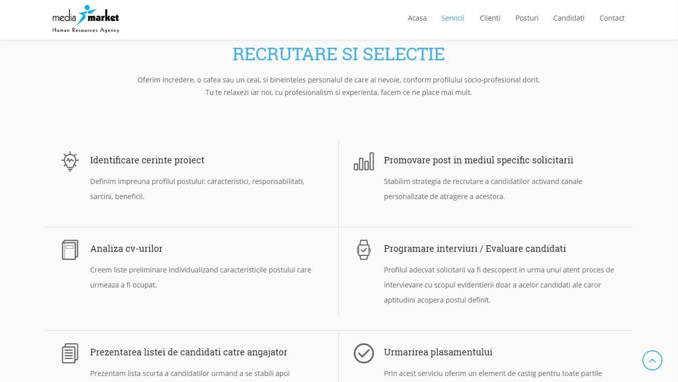mediamarket recrutare